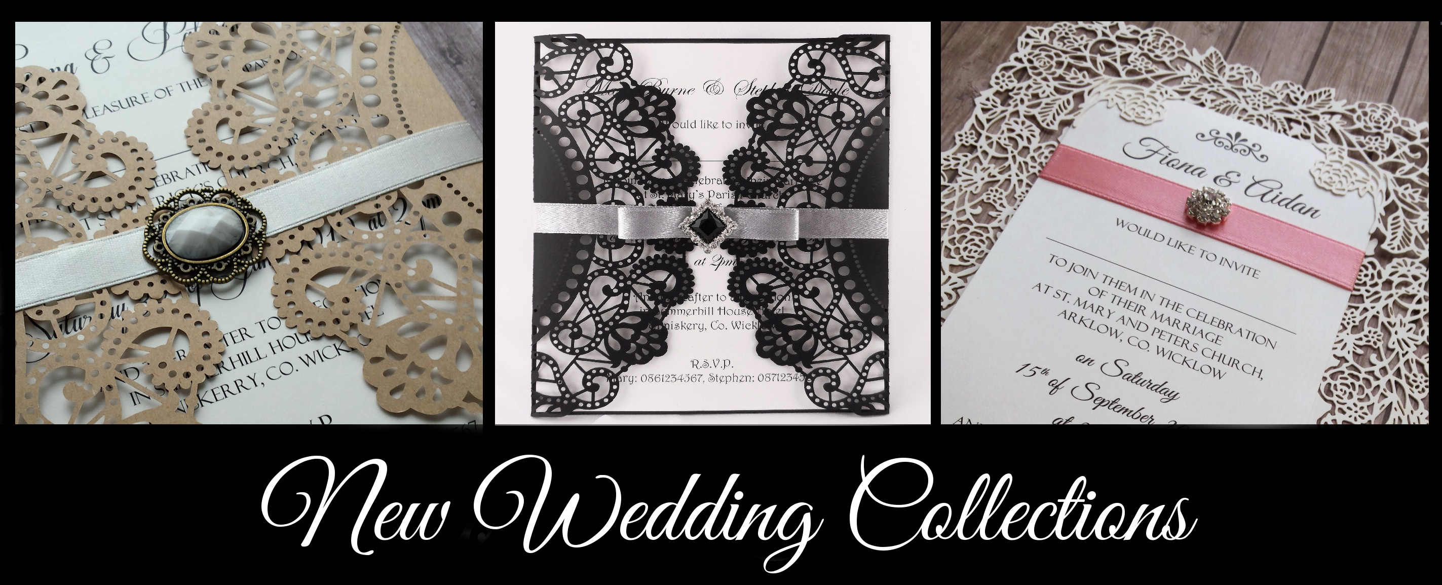 Romance Collection Kari Designs Wedding Stationery